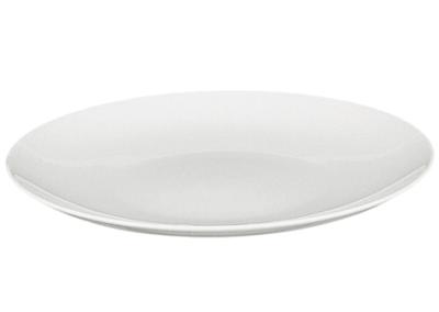 Modulo White Coupe Plate 20cm