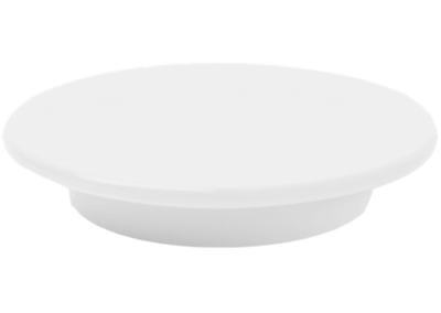 Porcelain Lid for Gourmet Glass Dome Cover