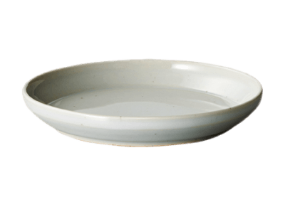 Rim Plate 11.5cm Earth Grey