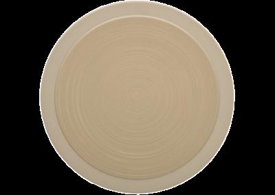 Bahia Beige Dune Plate 23cm