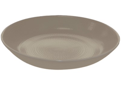 Modulo Nature Taupe Bowl 21cm