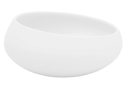 Sandy White Gourmet Bowl 12cm