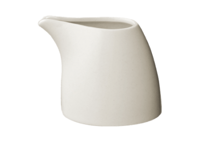 Topo Milk Pitcher White 130ml