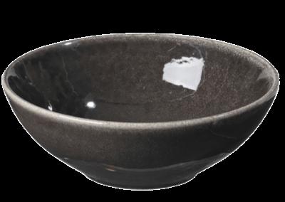 Bowl Nordic Coal 17cm