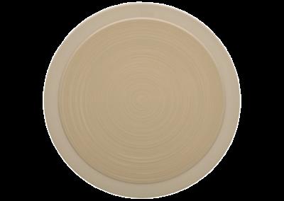 Bahia Beige Dune Plate 26cm