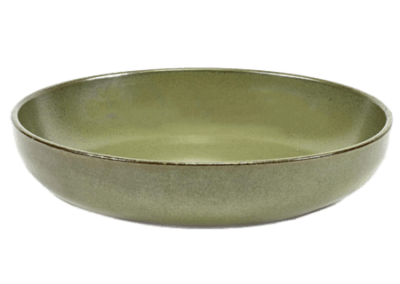 Surface Deep Plate Medium Camo Green 19cm