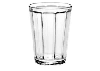 Surface Low Tumbler Water Glass