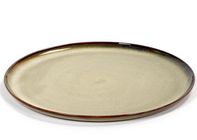 Plate Misty Grey 26cm