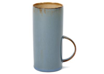 Tea Cup Misty Grey/Smokey Blue 28cl