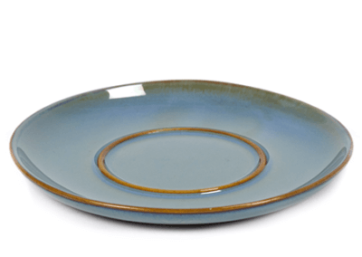 Saucer for Tea Cup Smokey Blue