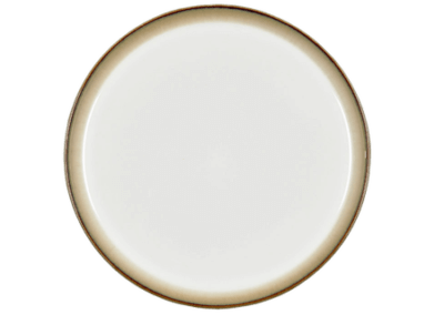 Gastro Plate Matte Grey/Shiny Cream 27cm