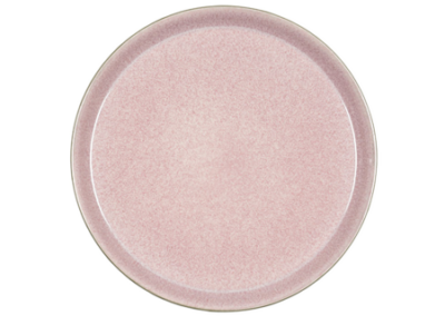Gastro Plate Matte Grey/Shiny Light Pink 27cm