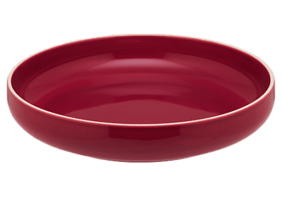 Mondo Chilli Red Bowl 22.5cm