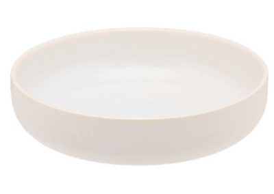 Mondo Salt White Bowl 12.5cm