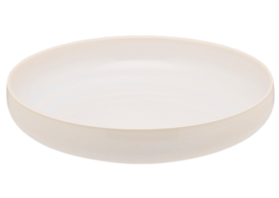 Mondo Salt White Bowl 22.5cm