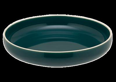Mondo Shisho Green Bowl 22.5cm