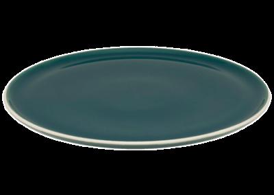 Mondo Shisho Green Plate 26cm